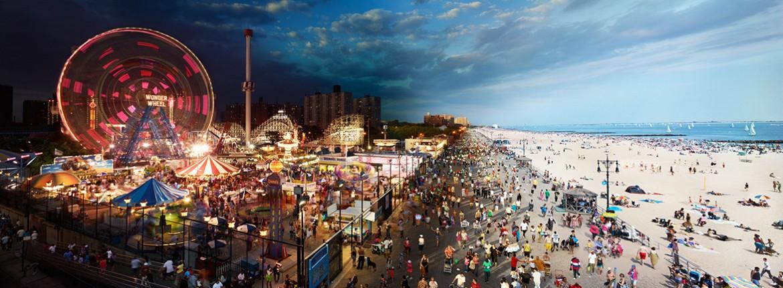 plage-coney-island-vacances-famille-voyage-autocar-organises-new-york