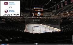 Billets du match Canadiens vs Islanders
